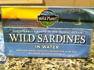 My favorite brand at the moment. They're stocked at Whole Foods, which is nice when I run out and forget to order more.