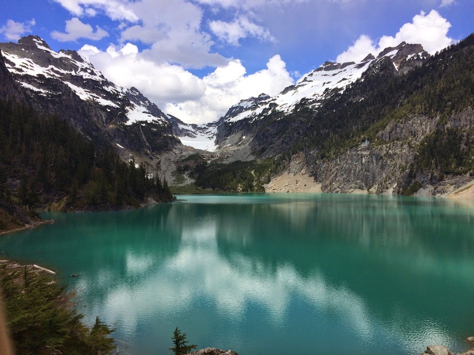 Hike of the Month: Blanca Lake