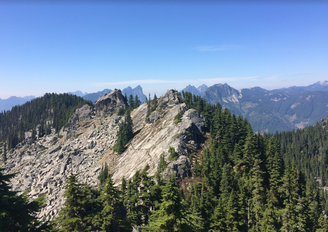 Hike of the Month: Beckler Peak